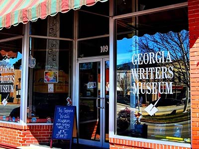 Georgia Writers Museum in Eatonton, GA