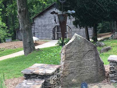 Reece Farm and Heritage Center in Blairsville, GA