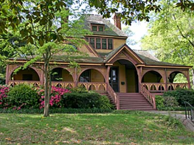 The Wren's Nest: home of Joel Chandler Harris