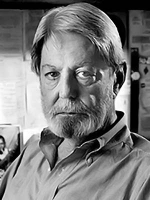 Portrait of Shelby Foote