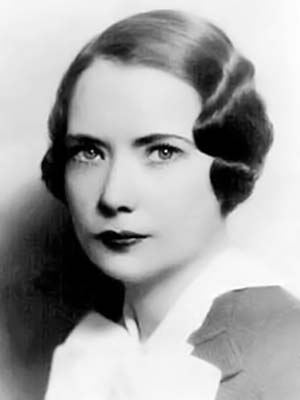 Portrait of Margaret Mitchell