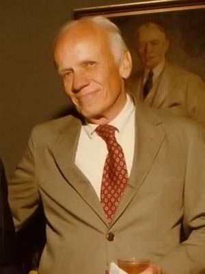 Portrait of Walker Percy (1987) Credit: Aspen Institute Pictures