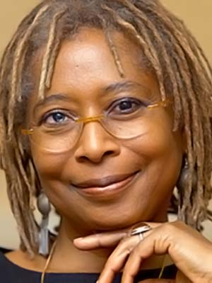 Portrait of Alice Walker
