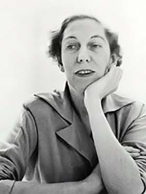 Portrait of Eudora Welty
